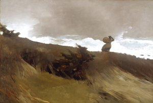 Winslow Homer - The West Wind