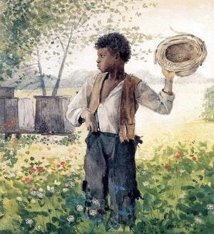 Winslow Homer - The Busy Bee