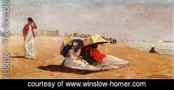 Winslow Homer - East Hampton, Long Island