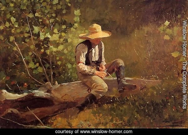 The Whittling Boy