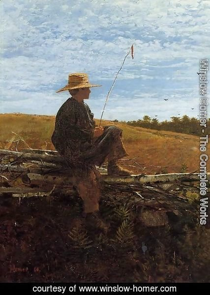 Winslow Homer - On Guard