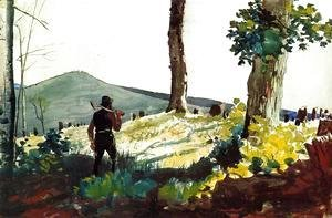 Winslow Homer - The Pioneer