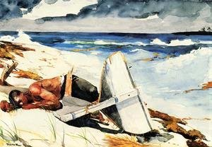 Winslow Homer - After the Hurricane