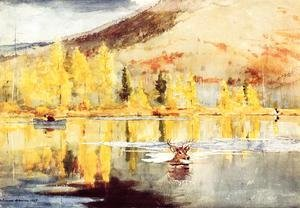 Winslow Homer - An October Day