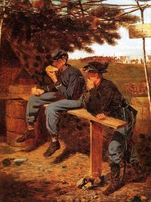 Winslow Homer - The Tutler's Tent