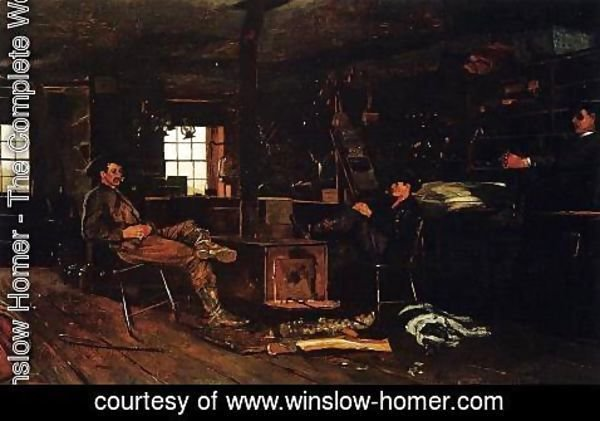Winslow Homer - The Country Store