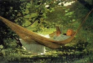 Winslow Homer - Sunlight and Shadow