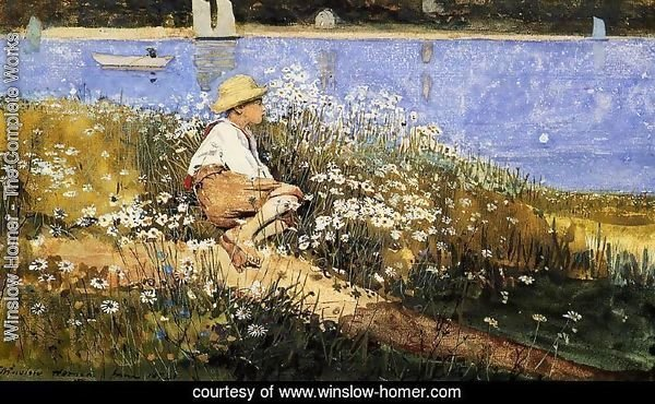 account of the life and works of winslow homer Winslow homer - the complete works 1836 - 1910 i never tell anybody anything the life and art of edward winslow homer at the clark art.