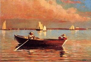 Winslow Homer - Gloucester Harbor I