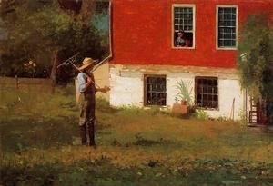 Winslow Homer - The Rustics