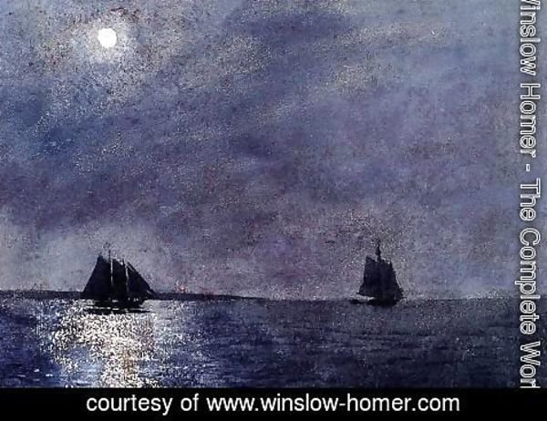 Winslow Homer - Eastern Point Light