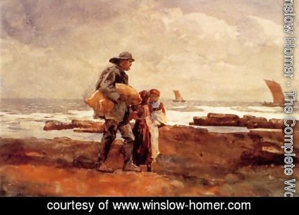 Winslow Homer - Homecoming