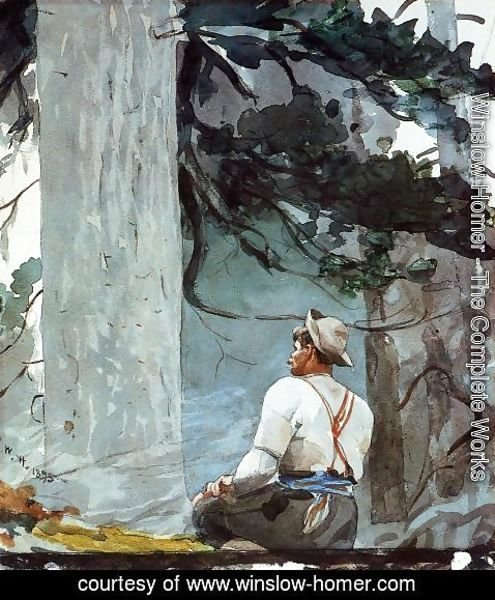 Winslow Homer - The Guide
