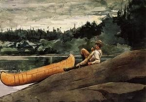 Winslow Homer - The Guide I