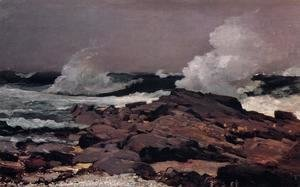 Winslow Homer - Eastern Point, Prout's Neck