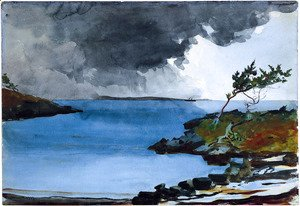 Winslow Homer - The Coming Storm
