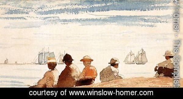 Winslow Homer - Gloucester Boys