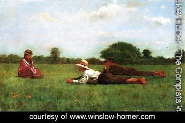 Winslow Homer - Enchanted