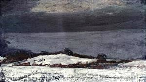 Winslow Homer - Prout's Neck in Winter