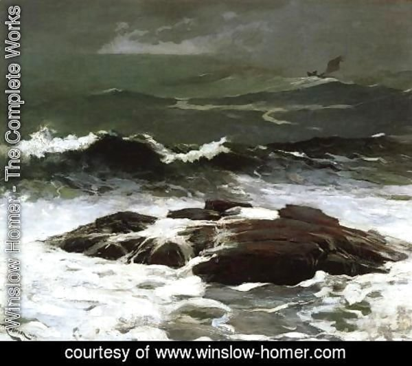 Winslow Homer - Summer Squall