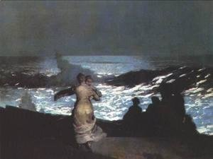Winslow Homer - Night