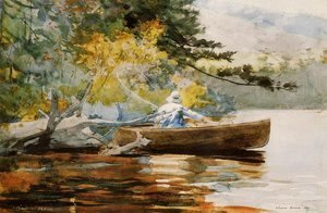 Winslow Homer - A Good One