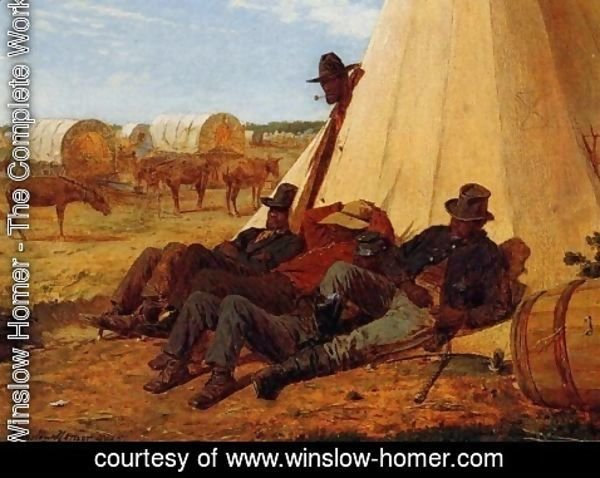 Winslow Homer - The Bright Side
