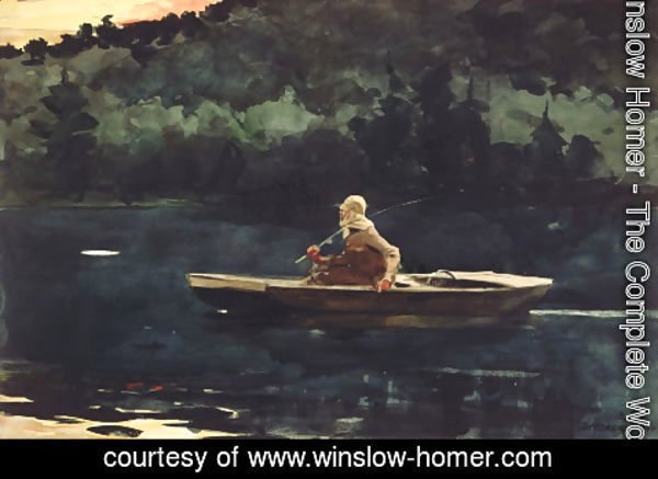 Winslow Homer - Unknown 2