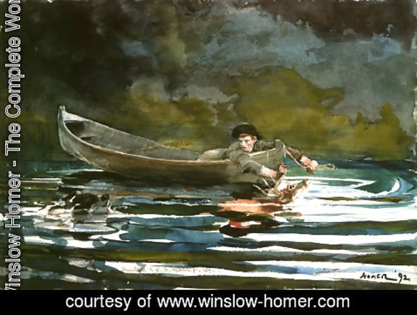 Winslow Homer - Unknown 4