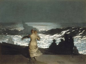 Winslow Homer - Summer Night